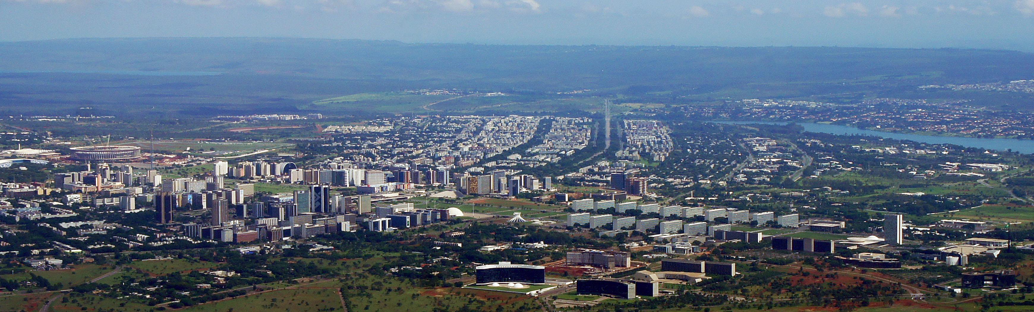 Downtown Brasilia (Plano Piloto)